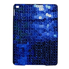 Blue Sequins Ipad Air 2 Hardshell Cases by boho