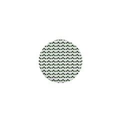 Shamrock 1  Mini Buttons by boho