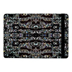 Black Diamonds Samsung Galaxy Tab Pro 10 1  Flip Case by boho