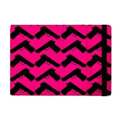 Pink Gun Apple Ipad Mini Flip Case by boho