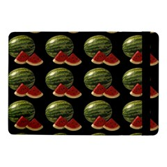 Black Watermelon Samsung Galaxy Tab Pro 10 1  Flip Case by boho