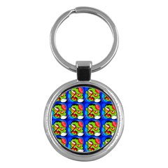 Zombies Key Chains (round)  by boho