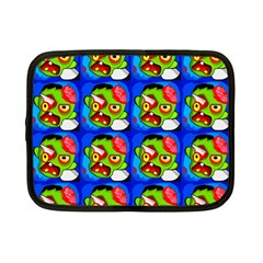 Zombies Netbook Case (small)  by boho