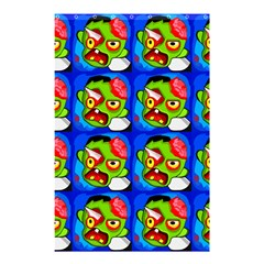 Zombies Shower Curtain 48  X 72  (small)  by boho