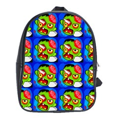 Zombies School Bags (xl)  by boho