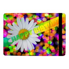 Happy Birthday Samsung Galaxy Tab Pro 10 1  Flip Case by boho