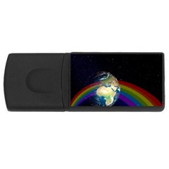 Earth USB Flash Drive Rectangular (4 GB) by boho