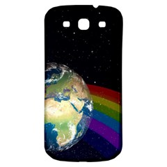 Earth Samsung Galaxy S3 S Iii Classic Hardshell Back Case by boho
