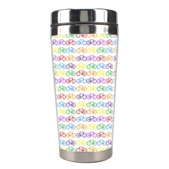 Bicycles Stainless Steel Travel Tumblers by boho
