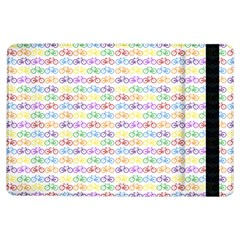 Bicycles Ipad Air Flip by boho