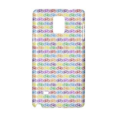 Bicycles Samsung Galaxy Note 4 Hardshell Case by boho