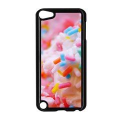 Birthday Cake Apple Ipod Touch 5 Case (black) by boho