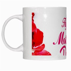 Happy Mothers Day White Mugs by boho