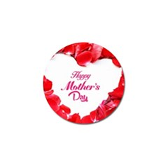 Happy Mothers Day Golf Ball Marker (4 Pack) by boho