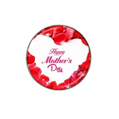 Happy Mothers Day Hat Clip Ball Marker (4 Pack) by boho