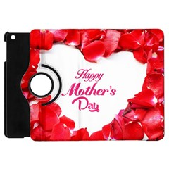 Happy Mothers Day Apple Ipad Mini Flip 360 Case by boho