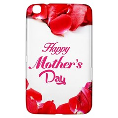Happy Mothers Day Samsung Galaxy Tab 3 (8 ) T3100 Hardshell Case  by boho