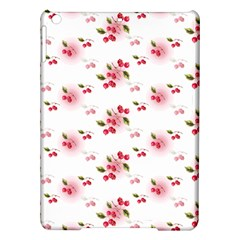 Vintage Cherry Ipad Air Hardshell Cases by boho