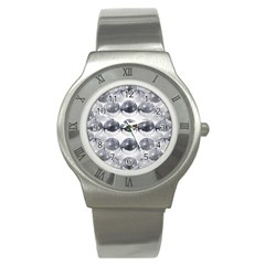 Disco Balls Stainless Steel Watch by boho