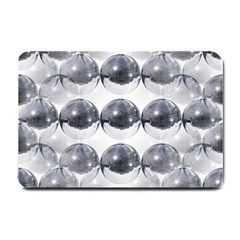 Disco Balls Small Doormat  by boho