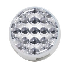 Disco Balls 4 Port Usb Hub (one Side) by boho