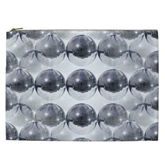 Disco Balls Cosmetic Bag (xxl)  by boho