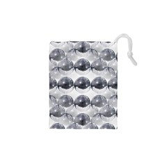 Disco Balls Drawstring Pouches (xs)  by boho
