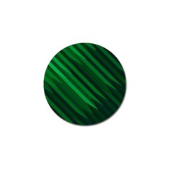 Abstract Blue Stripe Pattern Background Golf Ball Marker (4 Pack) by Simbadda