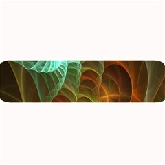 Art Shell Spirals Texture Large Bar Mats by Simbadda
