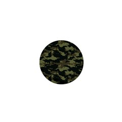 Camo Pattern 1  Mini Buttons