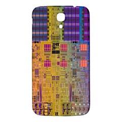 Circuit Board Pattern Lynnfield Die Samsung Galaxy Mega I9200 Hardshell Back Case
