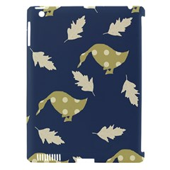 Duck Tech Repeat Apple Ipad 3/4 Hardshell Case (compatible With Smart Cover) by Simbadda