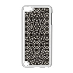 Modern Oriental Pattern Apple Ipod Touch 5 Case (white) by dflcprints