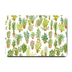 Flowers Pattern Small Doormat