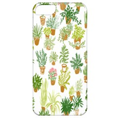 Flowers Pattern Apple Iphone 5 Classic Hardshell Case by Simbadda