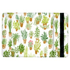 Flowers Pattern Ipad Air Flip by Simbadda
