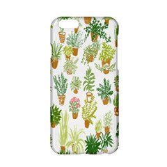 Flowers Pattern Apple Iphone 6/6s Hardshell Case