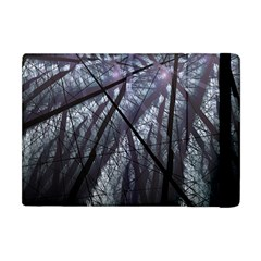 Fractal Art Picture Definition  Fractured Fractal Texture Apple Ipad Mini Flip Case by Simbadda