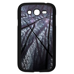 Fractal Art Picture Definition  Fractured Fractal Texture Samsung Galaxy Grand Duos I9082 Case (black)