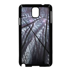Fractal Art Picture Definition  Fractured Fractal Texture Samsung Galaxy Note 3 Neo Hardshell Case (Black)