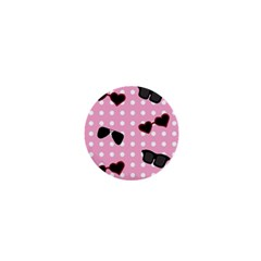 Pisunglass Tech Pink Pattern 1  Mini Magnets by Simbadda