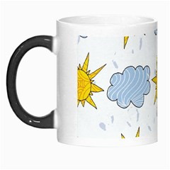 Sunshine Tech White Morph Mugs