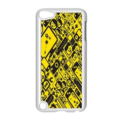 Test Steven Levy Apple Ipod Touch 5 Case (white) by Simbadda