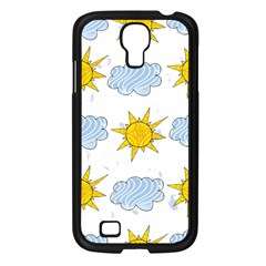 Sunshine Tech White Samsung Galaxy S4 I9500/ I9505 Case (black) by Simbadda