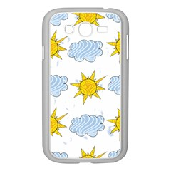 Sunshine Tech White Samsung Galaxy Grand DUOS I9082 Case (White)