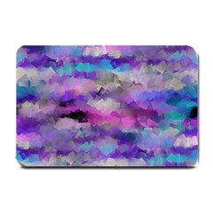 1 111111111artcubes Small Doormat  by rokinronda