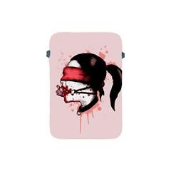 Cardio Masochist Apple Ipad Mini Protective Soft Cases by lvbart