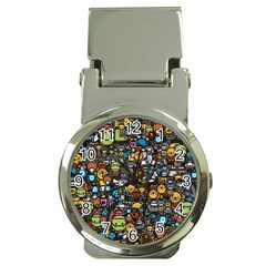 Many Funny Animals Money Clip Watches by Simbadda