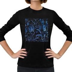 Art And Light Dorothy Women s Long Sleeve Dark T Shirts by Onesevenart