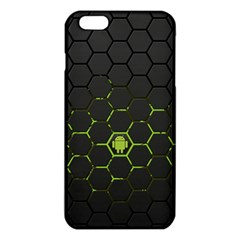 Green Android Honeycomb Gree Iphone 6 Plus/6s Plus Tpu Case by Onesevenart